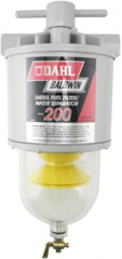 Fuel Water Separator Filter >> Baldwin 200 W30 Fuel Water Separator Filter