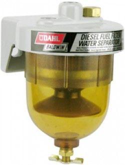 Fuel Water Separator Filter >> Baldwin 65 Fuel Water Separator Filter