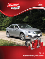 Automotive Applications Catalog